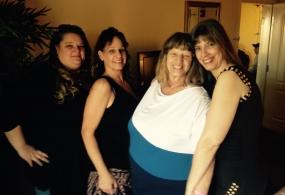 Adoptee Carol met her biological sisters as well as her birth mother.